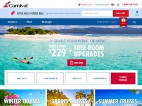 Carnival Cruise Coupons  Release Date Price And Specs