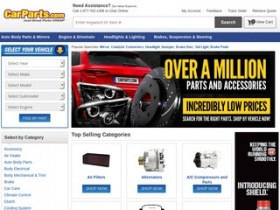 starke.ga is the one of the world's largest online auto parts retailers. It has the largest variety of parts available to any retailer on the planet and its website is extremely easy to navigate and has been likened to using Windows.