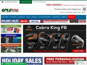 Online golf discount code 2015