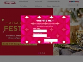 Home goods store coupons promo codes for Online home goods store