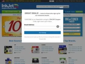 inkjet superstore online coupon codes