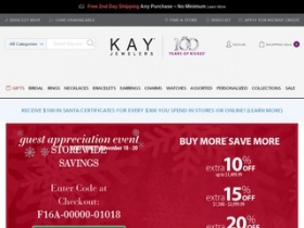 Kay jewelers online coupons codes