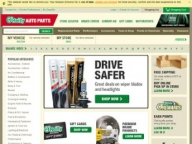 Reilly Auto Parts Coupons on At Your Local O   Reilly Auto   Professional Parts People Parts