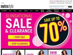 Metrostyle coupon codes