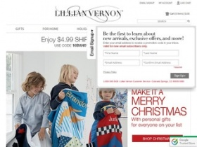 Lillian Vernon Coupon & promo Codes - ClickaCodePersonalized Items · Promo Codes · Home Decor · Visit Store.