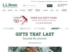 Llbean online coupon code