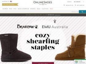 Online shoes code