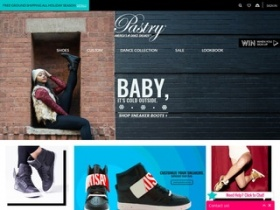 Pastry Shoes Online Store