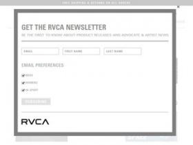 Rvca coupon code