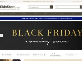 SkinStore Discount Codes. 99 coupons. 2 added today, 58 this week. As coupon experts in business since , the best coupon we have seen at terpiderca.ga was for 50% off in December of Sitewide coupons for terpiderca.ga are typically good for savings between $10 and $