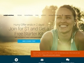 About the Weight Watchers Program The Weight Watchers program is offered in mainly two ways. You can get personalized conversation sessions with weight loss experts in the meetings of Weight Watchers.